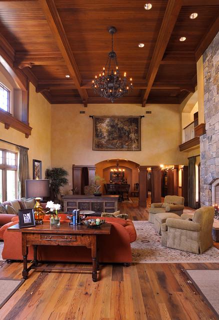 HOBI Awarding Winning Home eclectic-family-room