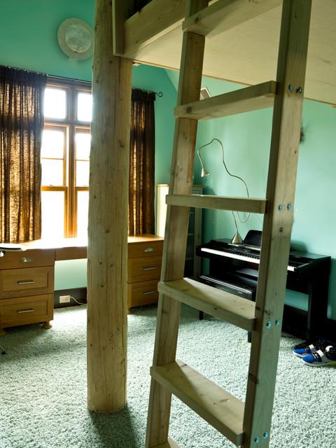 European Heritage traditional-bedroom