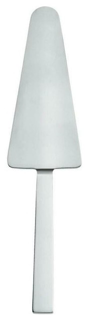 """Alessi """"Santiago"""" Cake Server, Stainless Steel, W/O Pvd contemporary-serving-utensils"""