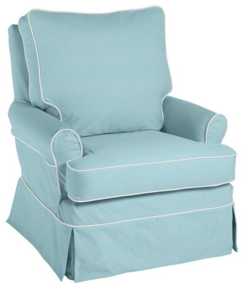 Contemporary Rocking Chairs And Gliders by Serena & Lily