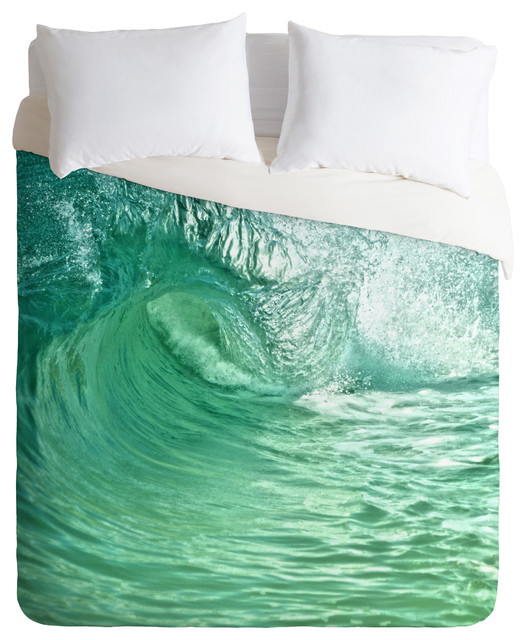 Lisa Argyropoulos Within The Eye Duvet Cover - Beach Style ...