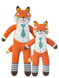 Socks the Fox contemporary-kids-toys-and-games