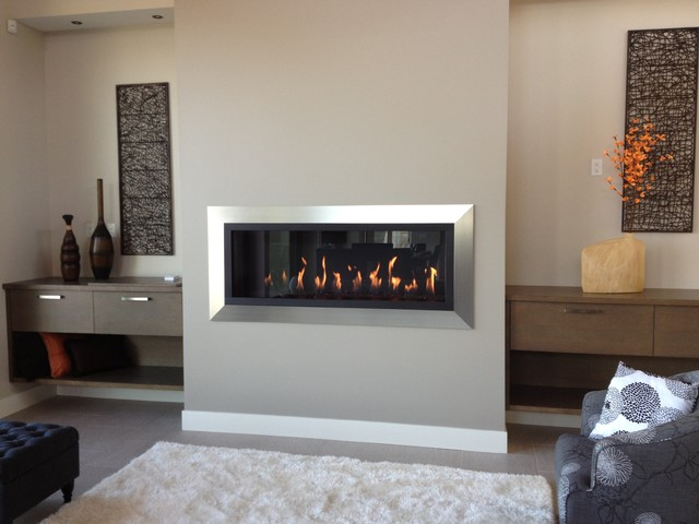 Xtreme Fireplace Modern Indoor Fireplaces Other