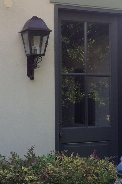 Lantern for garden from Casa Armida, San Miguel de Allende