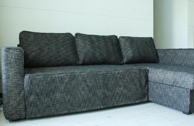 ikea manstad sofa bed custom slipcovers contemporary sofas melbourne by comfort works. Black Bedroom Furniture Sets. Home Design Ideas
