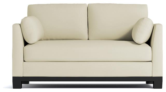 avalon apartment size sofa buckwheat modern sofas by apt2b