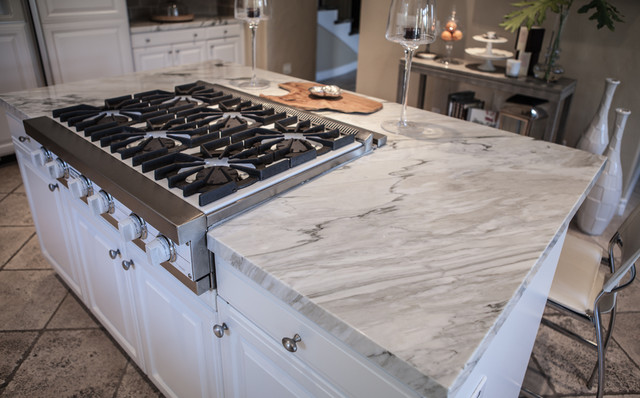 ... - Kitchen Countertops - los angeles - by Royal Stone & Tile