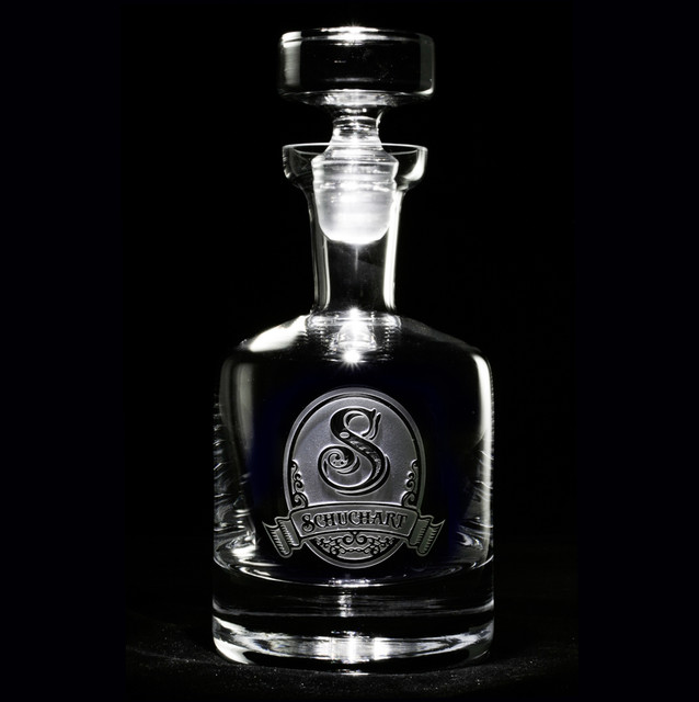 Whiskey, Scotch, Bourbon Decanters - Decanters - new york ...