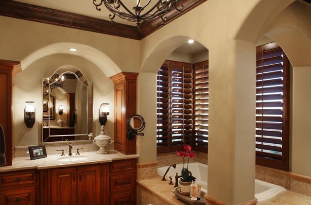 ... Eclectic - Bathroom - phoenix - by Schwab Luxury Homes and Interiors