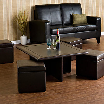Storage Cube Table Set Contemporary Coffee Tables By Improvements Catalog