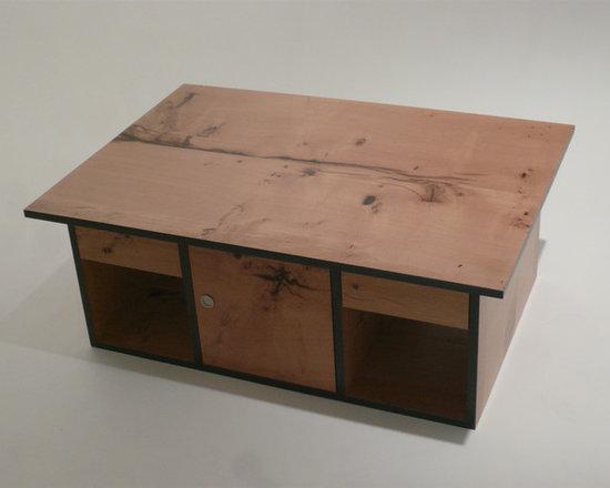 Custom Coffee Table -