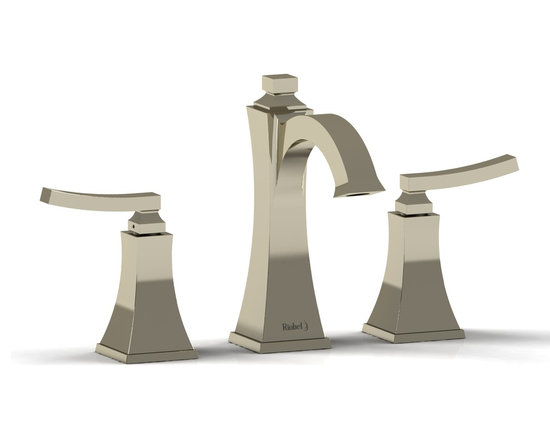 "Riobel Eiffel Collection 8"" Lavatory Faucet EF08L - ½"" male inlet NPT"