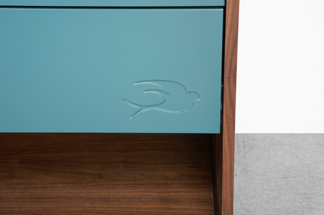 Chest of Drawers Dragonfly contemporary-dressers