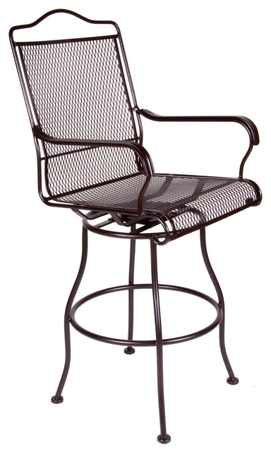 Heartland Swivel Bar Stool With Arms Eclectic Outdoor  : eclectic outdoor bar stools and counter stools from www.houzz.com size 384 x 640 jpeg 60kB