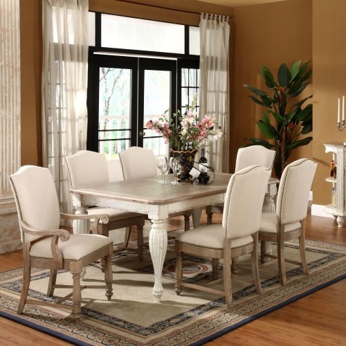 Riverside Coventry 7 pc. Rectangle Dining Set traditional-dining-tables
