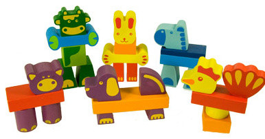 Creanimaux Farm from Djeco contemporary-kids-toys-and-games