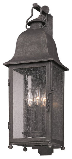 Larchmont Wall Lantern - Modern - Candles And Candle Holders - by ...
