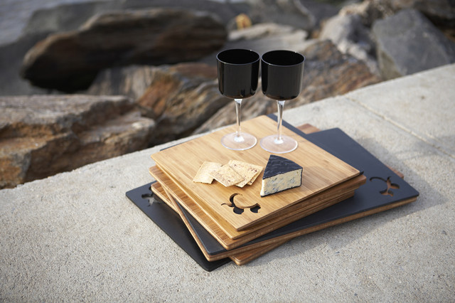 Fluid Trays contemporary-serving-dishes-and-platters