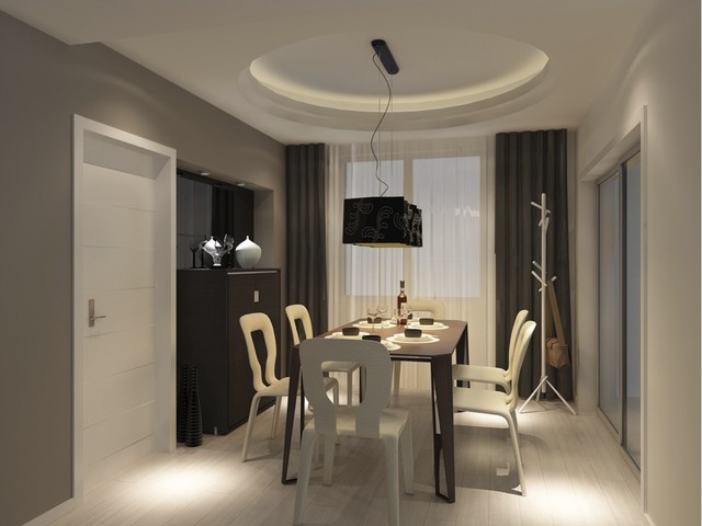 Limitless - Life Style - Dining - KEVIN modern-dining-room