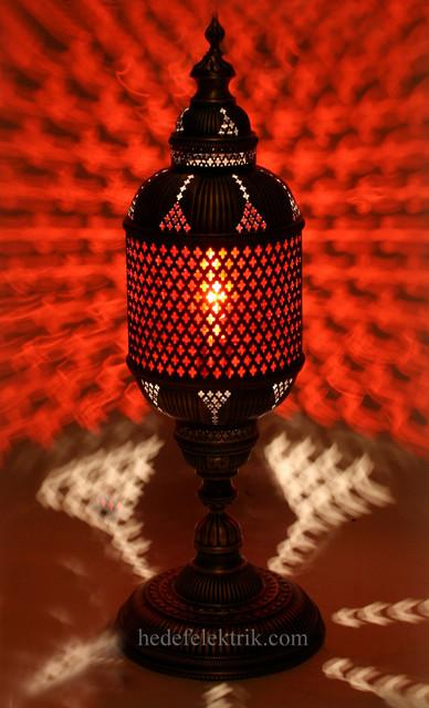 Turkish Style - Ottoman Lighting traditional-table-lamps