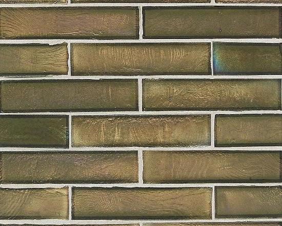 Candalara Glass in English Ivy Brick- joint -