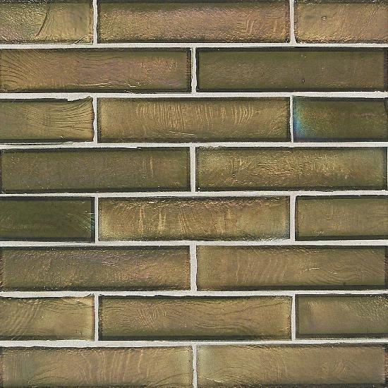 Candalara Glass in English Ivy Brick- joint floor-tiles