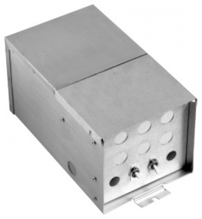 Remote Transformer - 300W (Single Feed, Magnetic) modern-track-lighting-accessories