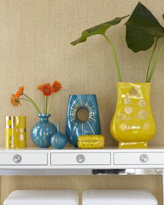 Jonathan Adler 'Santorini' Porcelain Decor Collection modern-vases