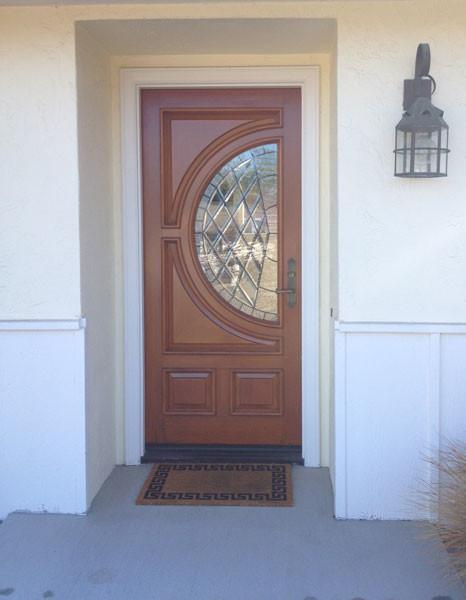 Custom Doors traditional-front-doors