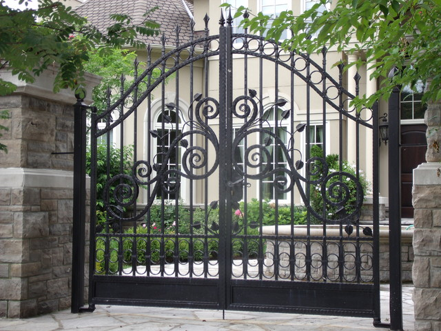 Gate Design Ideas lovable design gate wallpaper 2016 and main gate designs ideas and tips experts decoration with pics Variety Of Iron Gate Designs Toronto By Omega Iron Works And