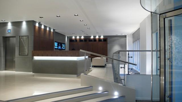 High End Modern Office