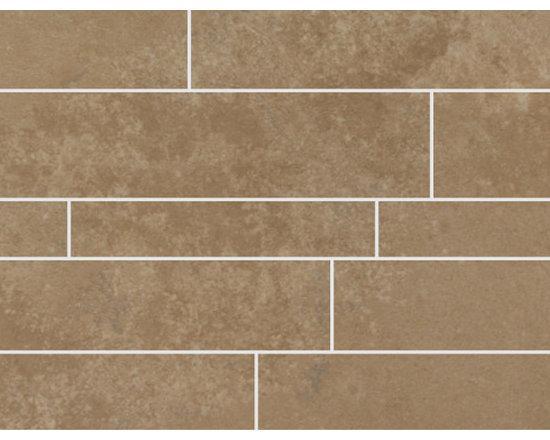 Limestone Collection Walnut Design 4 Mosaic -
