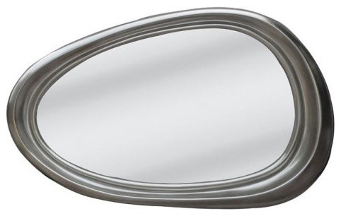 Moe's Home Collection Forma Small Mirror contemporary-mirrors