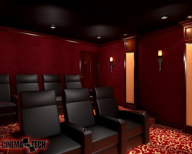 Plush Theater modern-rendering
