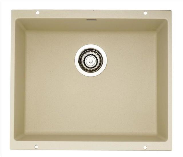 Blanco Precis Large Bowl Kitchen Faucet contemporary-kitchen-sinks