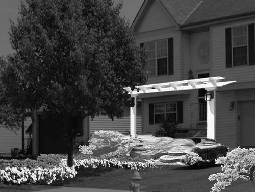 Landscaping Ideas For Front Yard Of Split Level Home : Like bookmark february at am