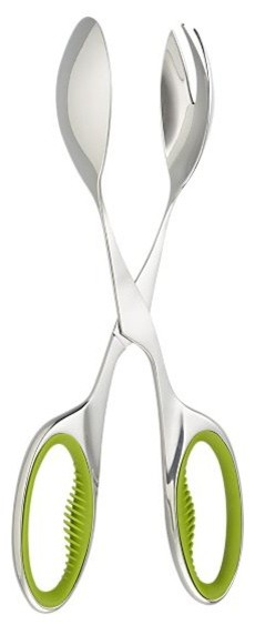 Toss & Serve Salad Scissors modern serveware