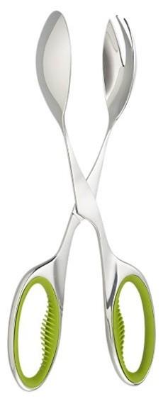 Toss & Serve Salad Scissors modern-serving-utensils