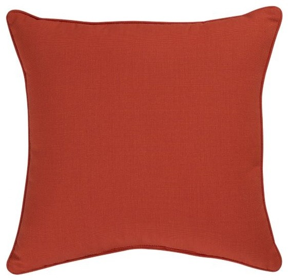 All Modern Outdoor Pillows : Sunbrella Caliente 20