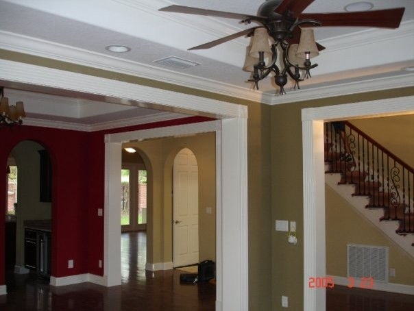 Crown Molding, Interior Trim & Pillar Solutions - Traditional - tampa ...