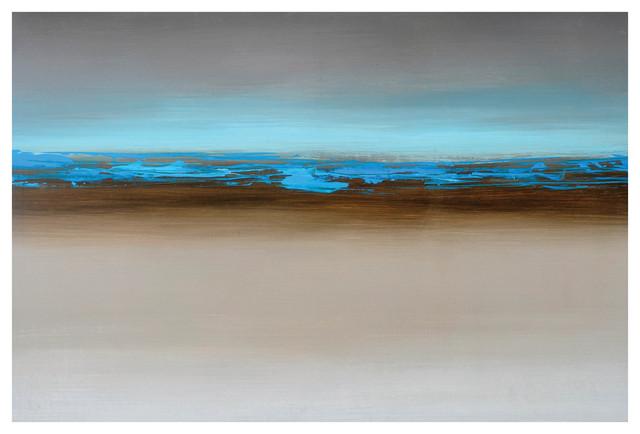 Blue Mist modern-artwork