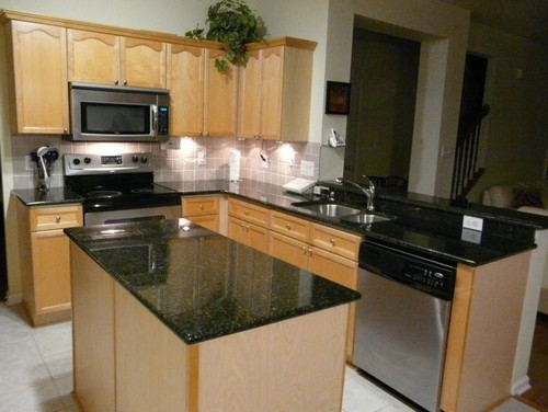 Here is a link that might be useful uba tuba granite countertops in