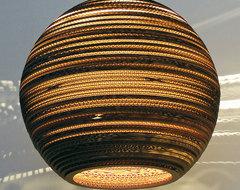 Jupiter Scrap Light eclectic-pendant-lighting