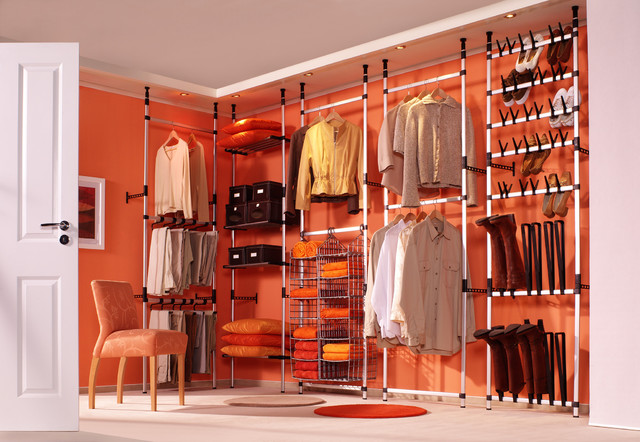 Closet Storage Solutions for Clothes, Bags and Shoes from Ruco.jpg modern closet organizers