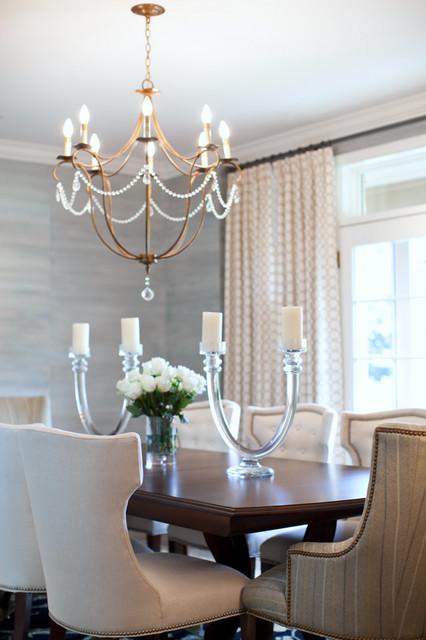 Elizabeth Reich, Interior Design traditional-dining-room