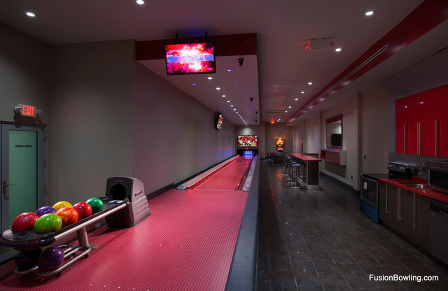 Private Bowling Alley For Hip Hop Music Mogul