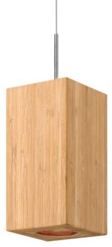 Zen Mini Pendant by Fredrick Ramond contemporary-pendant-lighting