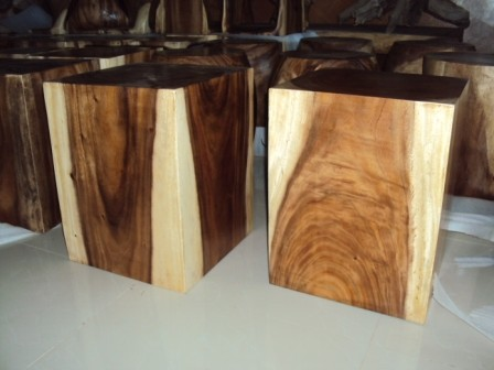 NATURAL CUBE side-tables-and-end-tables