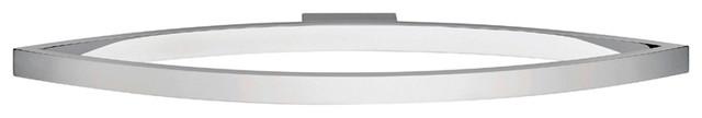 """Glam 1612 Chrome Towel Bar 21.7"""" contemporary-towel-bars"""
