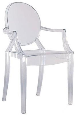 Kartell Louis Ghost Chair | Wayfair modern-dining-chairs